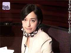 滝川クリステル OCT.16.2006