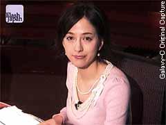 滝川クリステル OCT.20.2006
