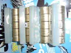 500円玉貯金第7期 OCT.26.2006