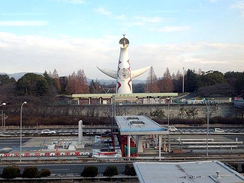 太陽の塔 ヽ(´ー`)ノ Tower of the Sun