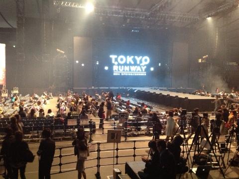 TOKYO RUNWAY 2014 Stage