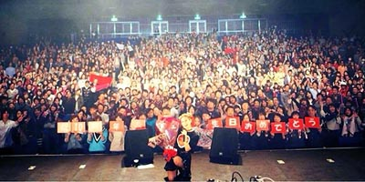 [BENI-10235] Apr. 6.2014 (Sun) BENI Premium Live @Koriyama
