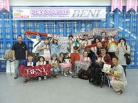 BENI LABI☆LIVE 2014 RADIO TAKASAKI 76.2FM @Takasaki July.19.2014