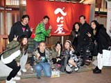 BENI Premium LIVE 2015 in Wajima 終演後ヲフ